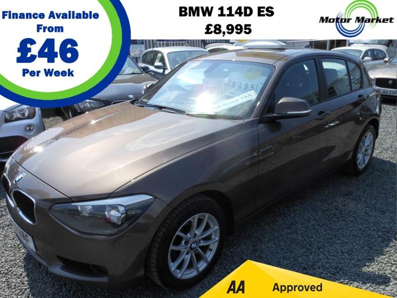 used BMW 114d ES in cradley-heath-west-midlands