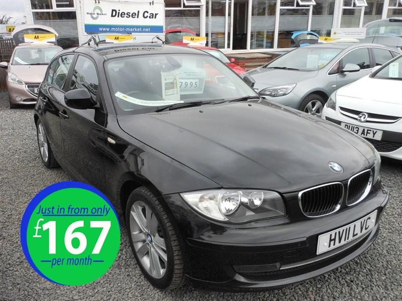 used BMW 118d SPORT in cradley-heath-west-midlands