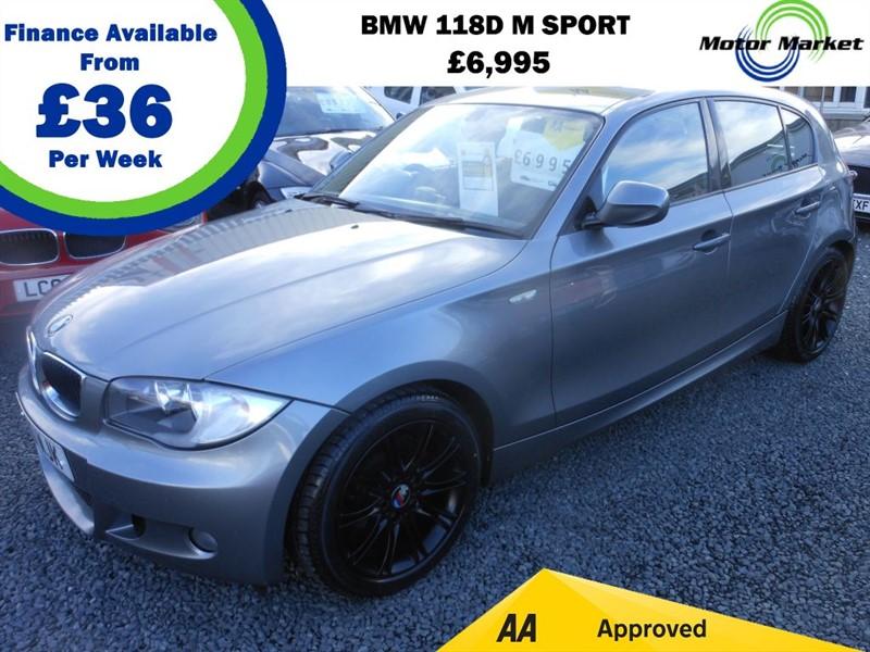 used BMW 118d M SPORT in cradley-heath-west-midlands