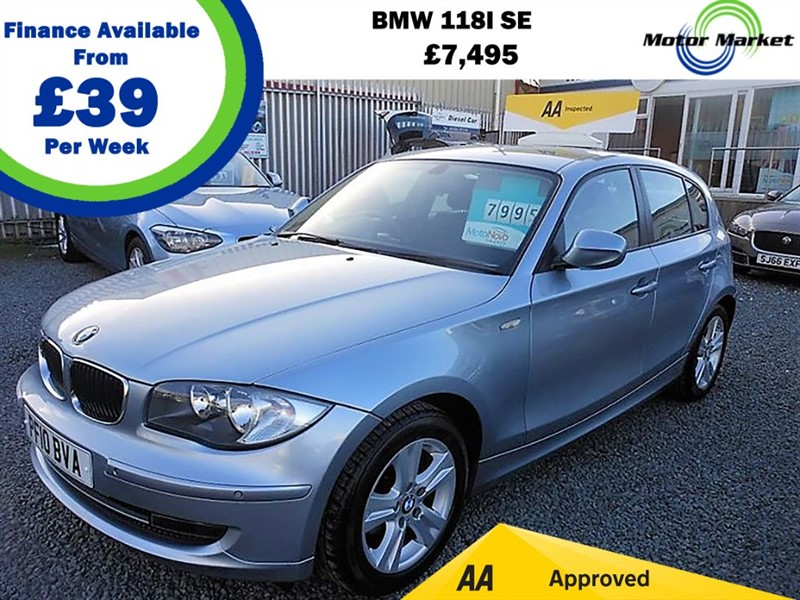 used BMW 118i SE in cradley-heath-west-midlands