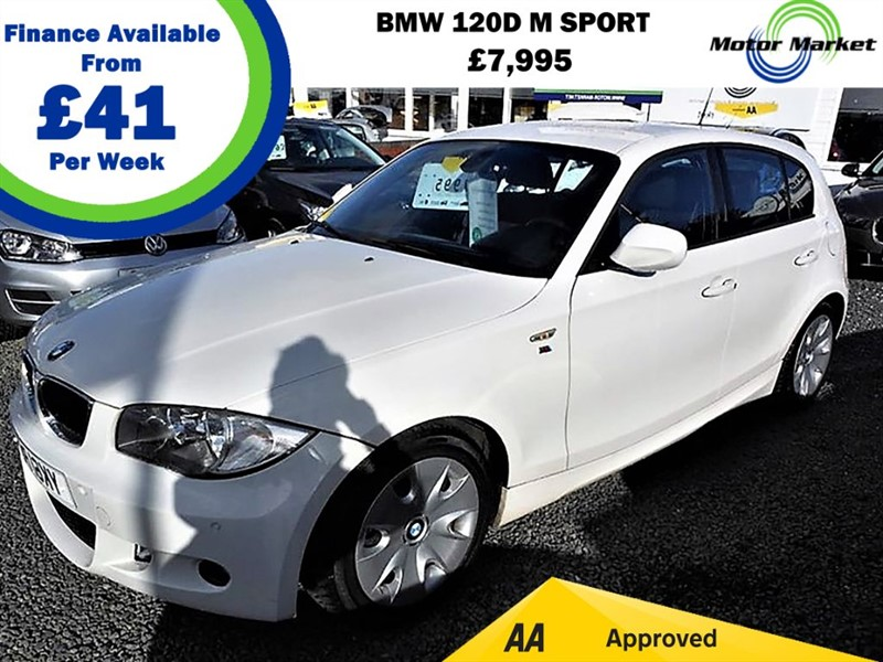 used BMW 120d M SPORT in cradley-heath-west-midlands