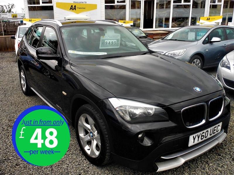 used BMW X1 XDRIVE18D SE in cradley-heath-west-midlands