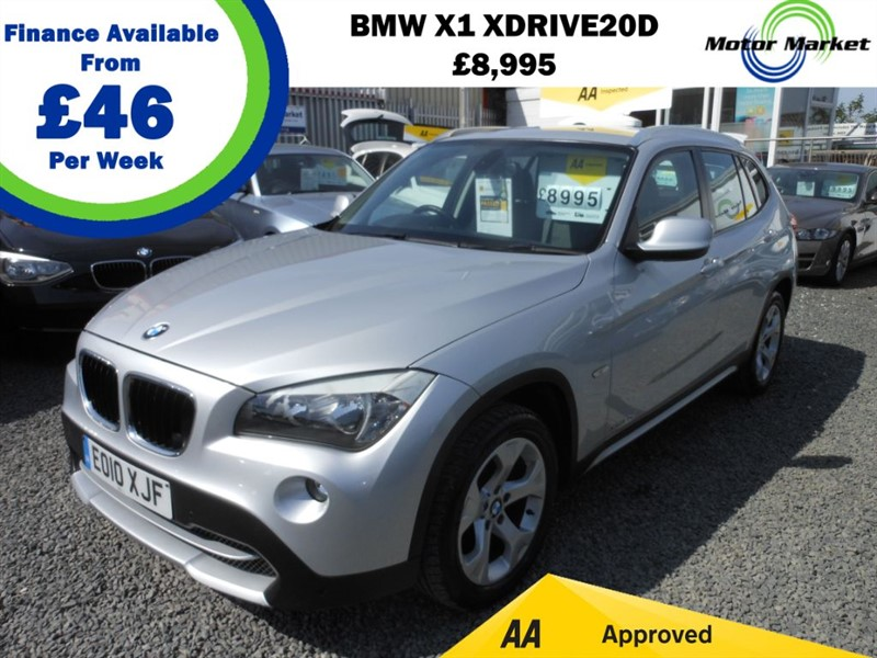used BMW X1 XDRIVE20D SE in cradley-heath-west-midlands