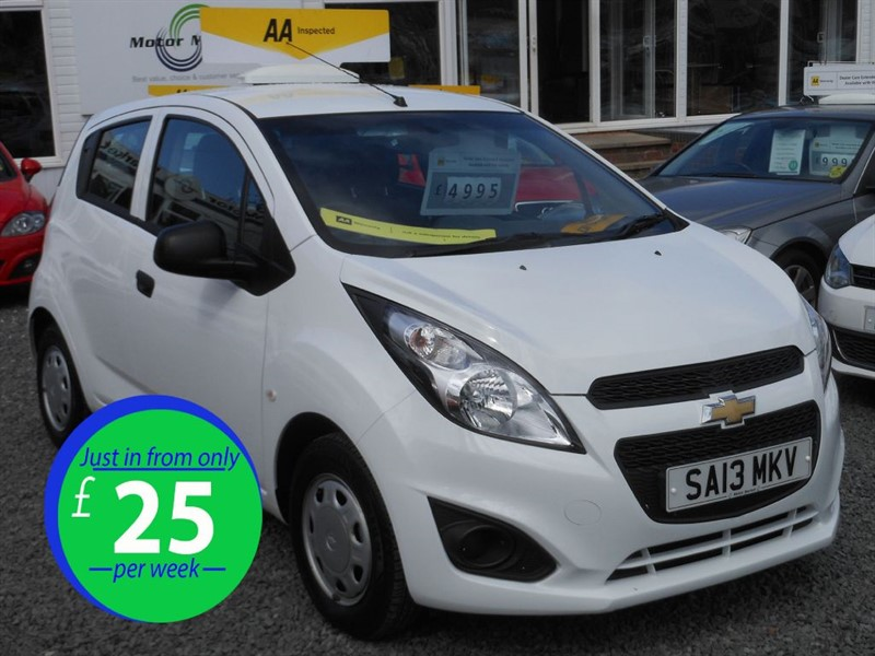 Chevrolet Spark for sale