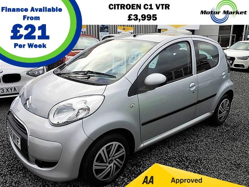 Citroen C1 for sale