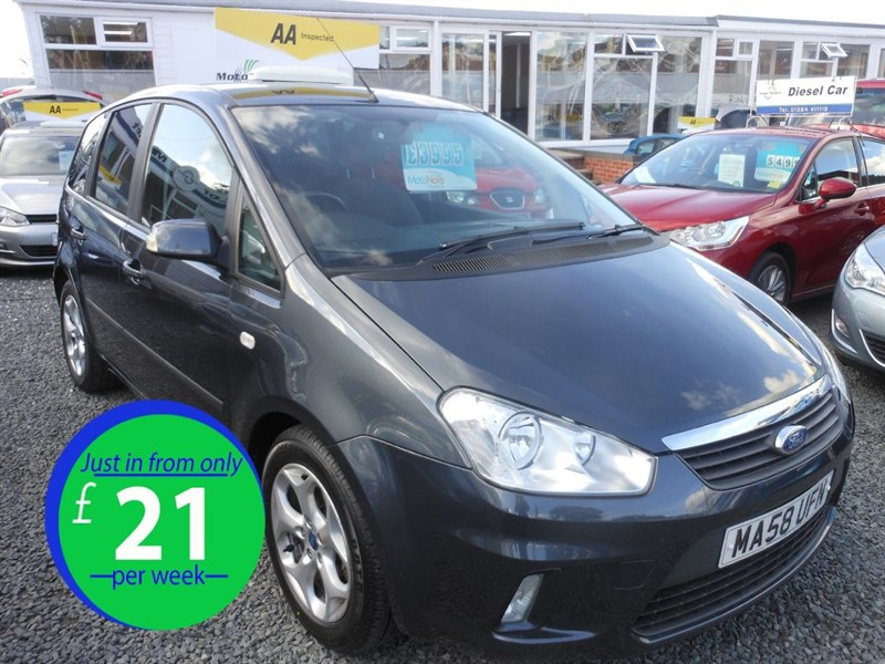 used Ford C-Max ZETEC in cradley-heath-west-midlands