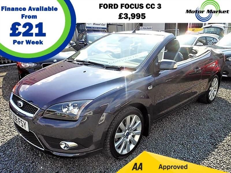 used Ford Focus CC 3 in cradley-heath-west-midlands