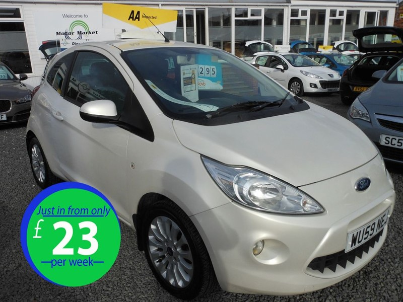 used Ford KA ZETEC in cradley-heath-west-midlands
