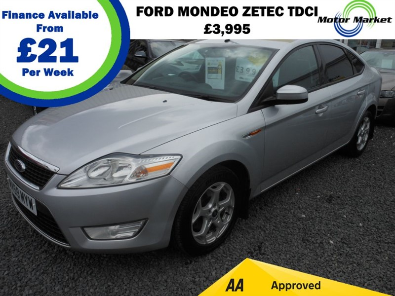 used Ford Mondeo ZETEC TDCI in cradley-heath-west-midlands