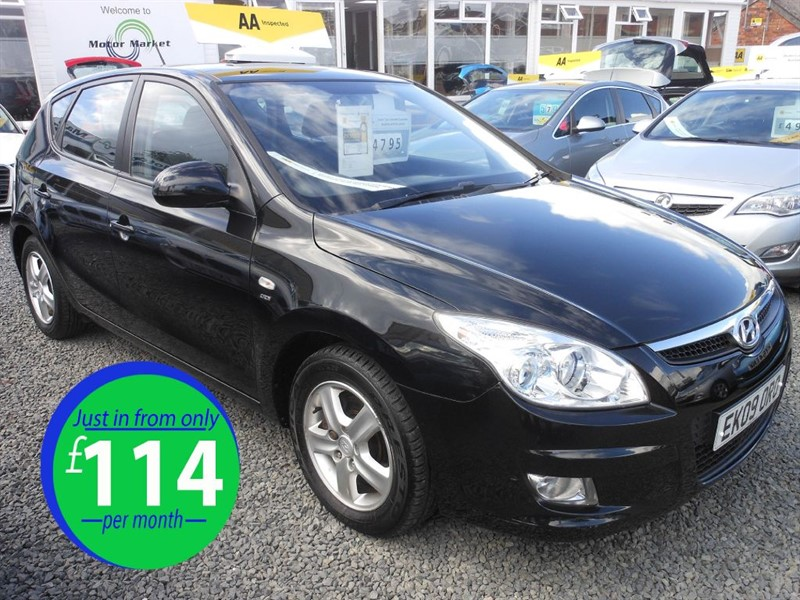 Hyundai i30 for sale