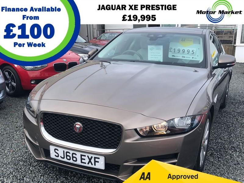 used Jaguar XE PRESTIGE in cradley-heath-west-midlands