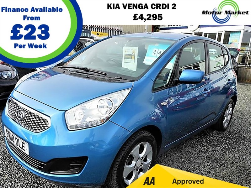 Kia Venga for sale