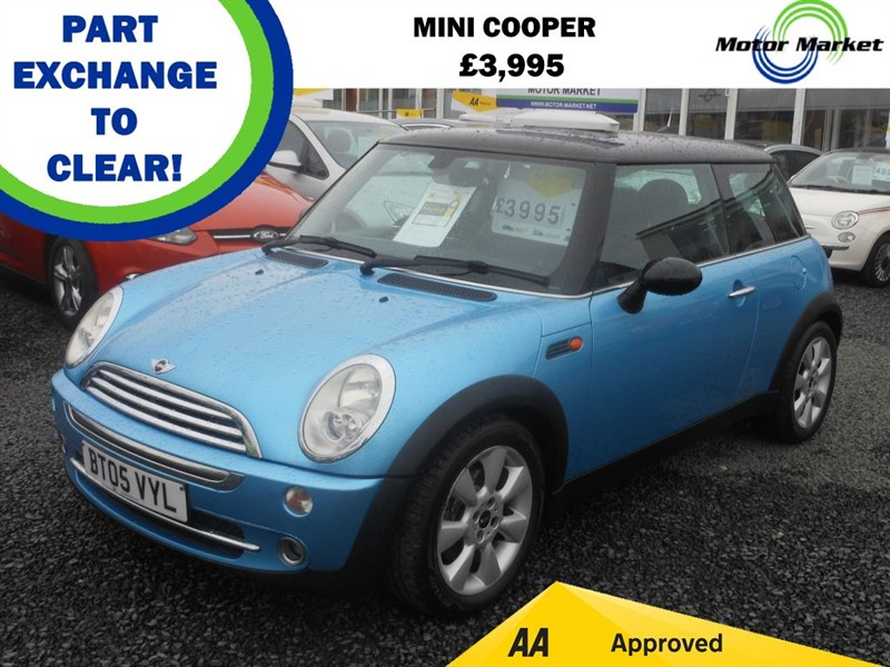 used MINI Hatch COOPER in cradley-heath-west-midlands