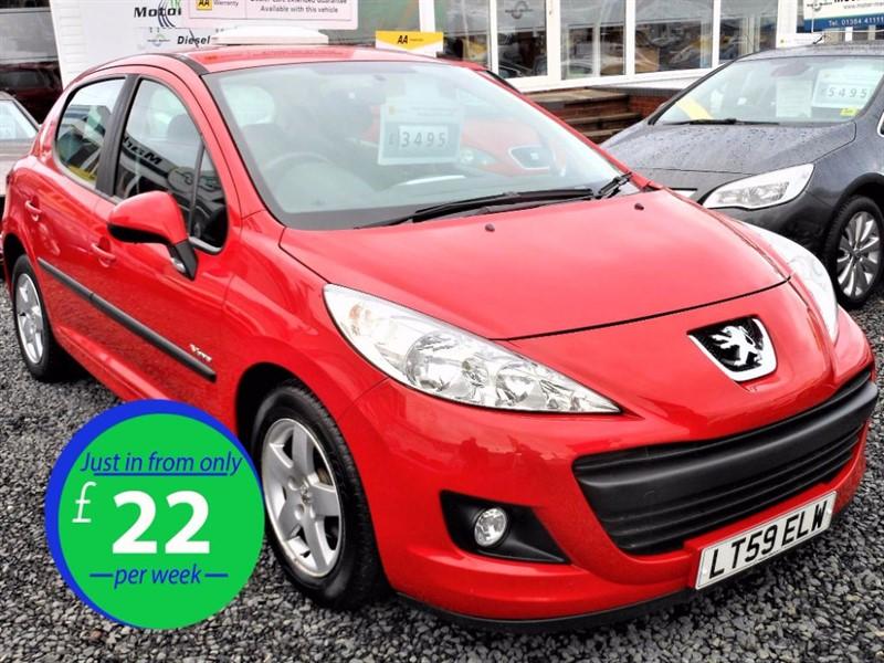 Peugeot 207 for sale