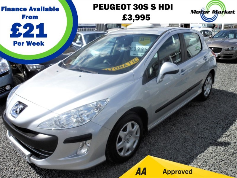 used Peugeot 308 S HDI in cradley-heath-west-midlands