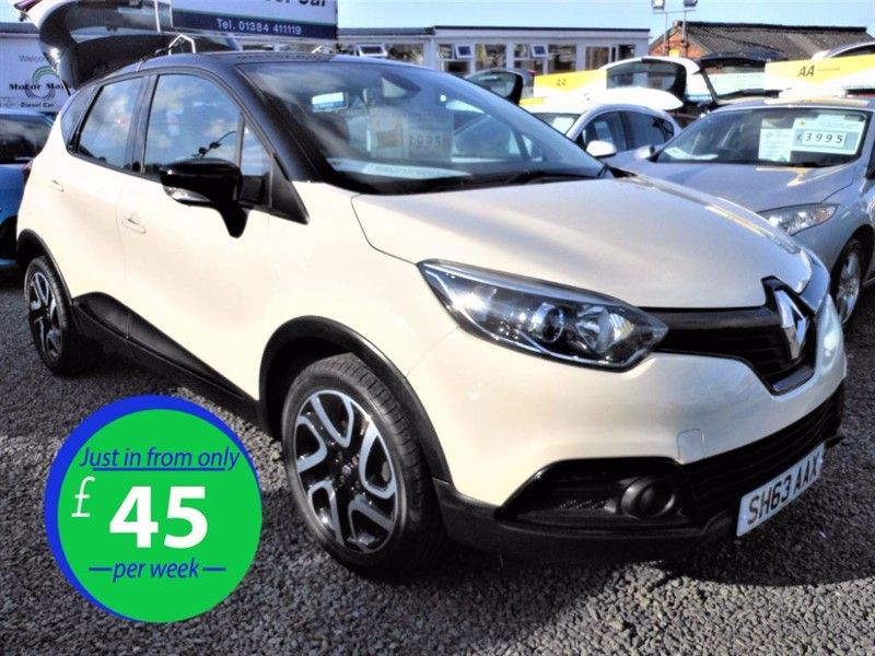 used Renault Captur DYNAMIQUE MEDIANAV ENERGY DCI S/S in cradley-heath-west-midlands