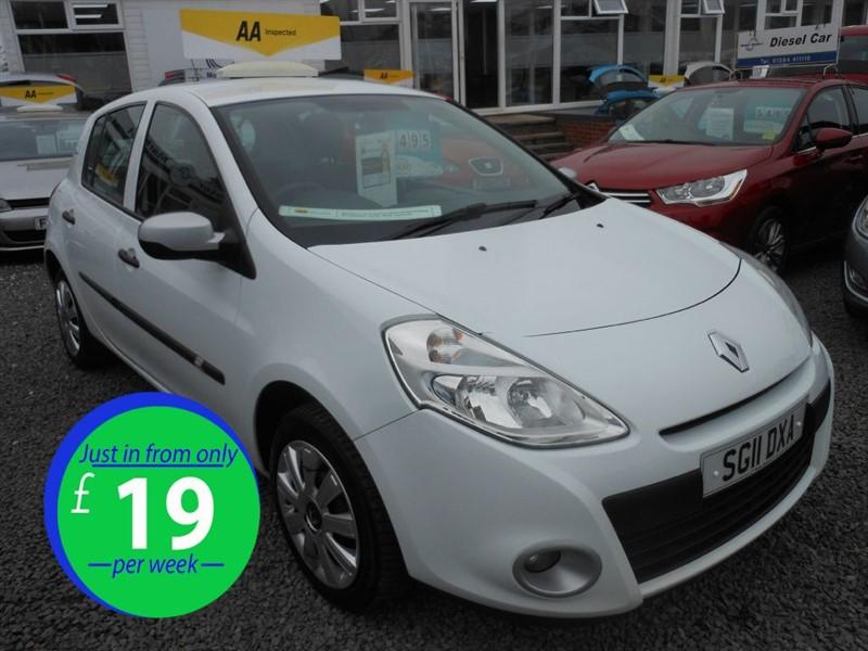 used Renault Clio BIZU in cradley-heath-west-midlands