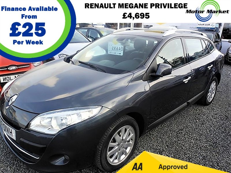 used Renault Megane PRIVILEGE DCI in cradley-heath-west-midlands