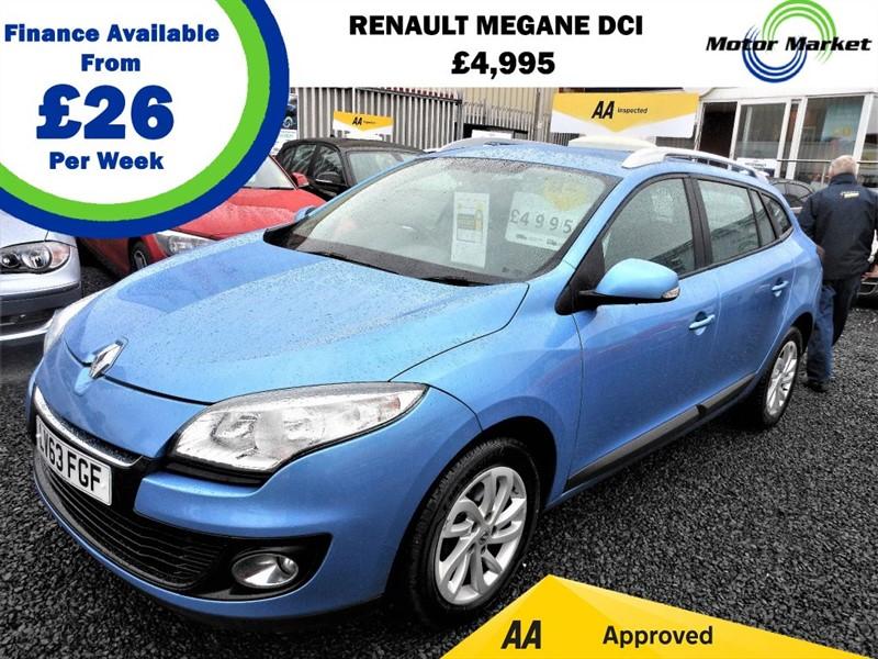used Renault Megane EXPRESSION PLUS ENERGY DCI S/S in cradley-heath-west-midlands