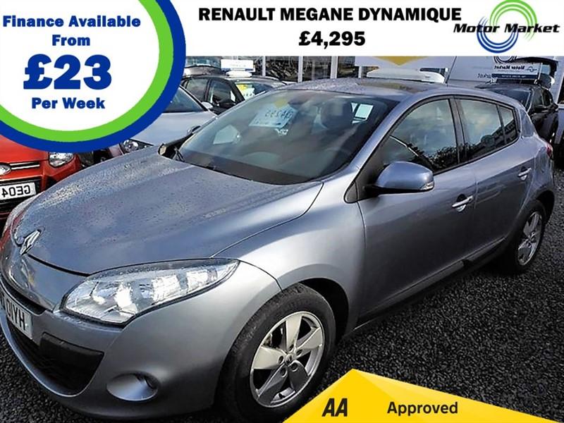 used Renault Megane DYNAMIQUE VVT in cradley-heath-west-midlands