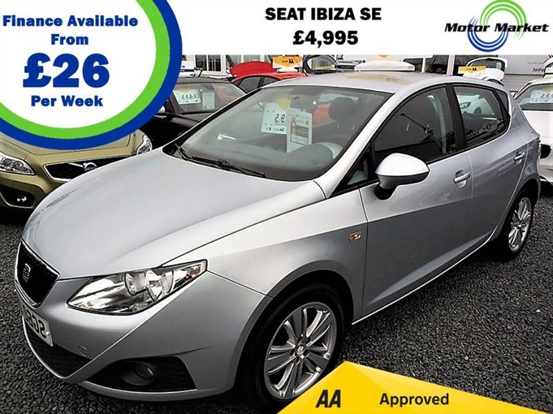 SEAT Ibiza for sale