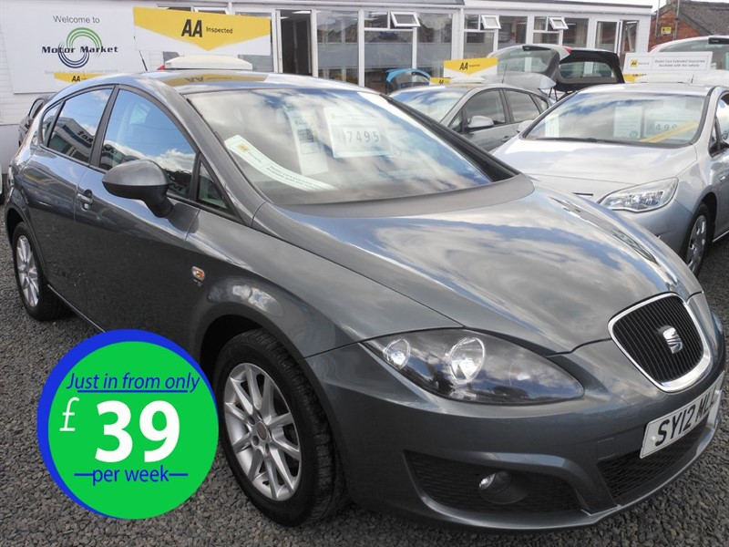 used SEAT Leon TSI SE COPA in cradley-heath-west-midlands