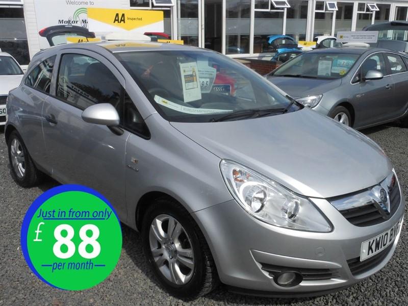used Vauxhall Corsa ENERGY in cradley-heath-west-midlands