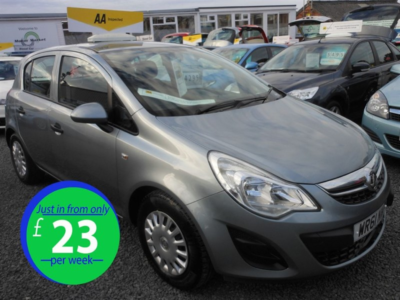 used Vauxhall Corsa S AC in cradley-heath-west-midlands