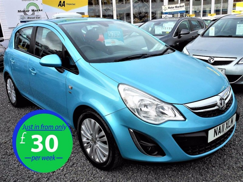 used Vauxhall Corsa SE in cradley-heath-west-midlands