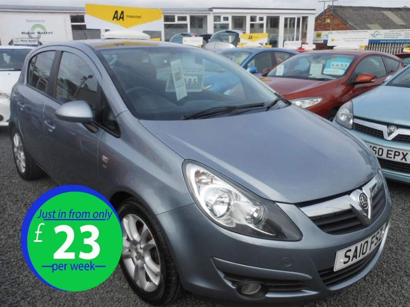 used Vauxhall Corsa SXI in cradley-heath-west-midlands