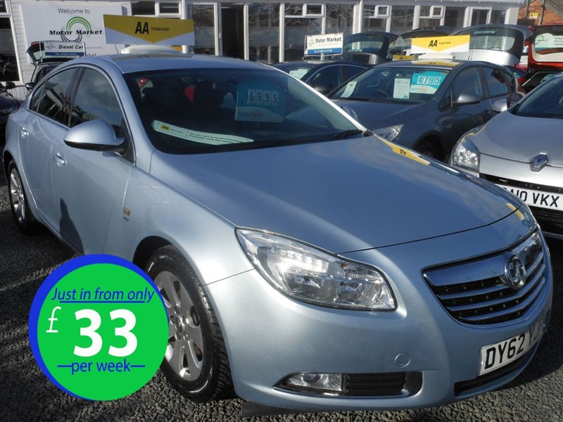 Vauxhall Insignia for sale