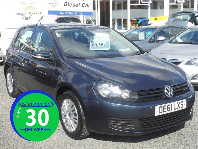 used VW Golf S TDI in cradley-heath-west-midlands