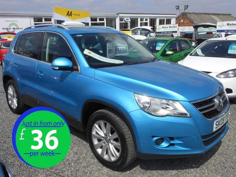 used VW Tiguan SE TDI in cradley-heath-west-midlands