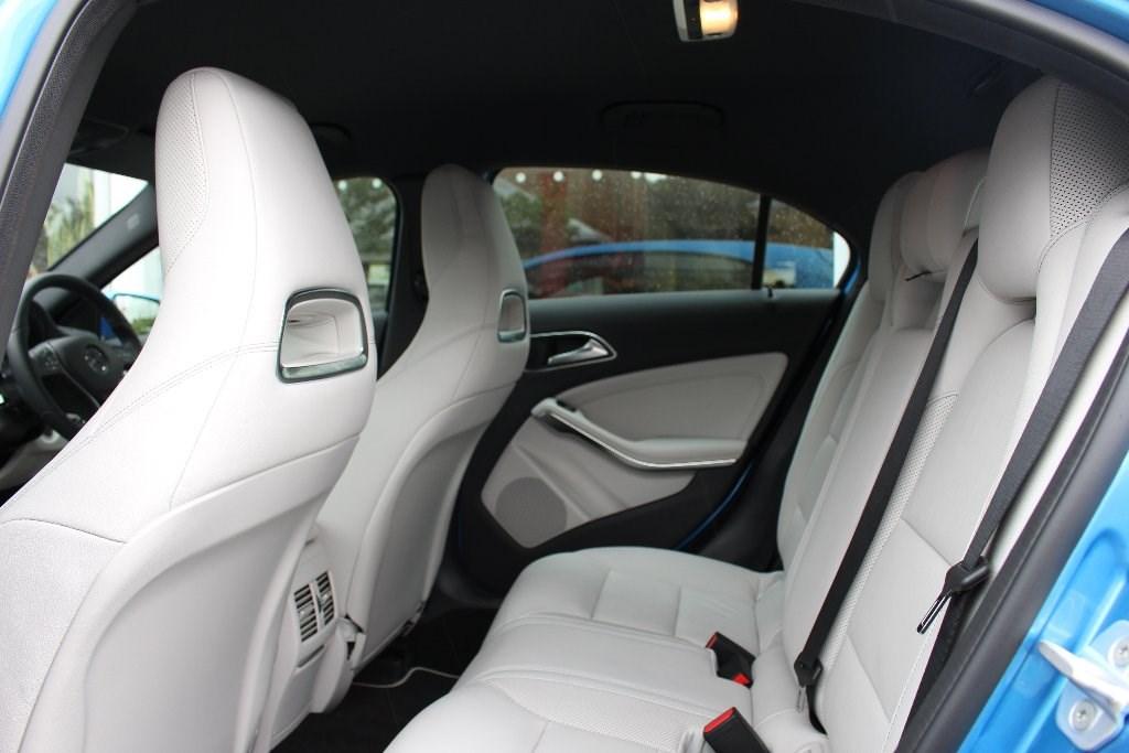 Interior Mercedes A Class Forum