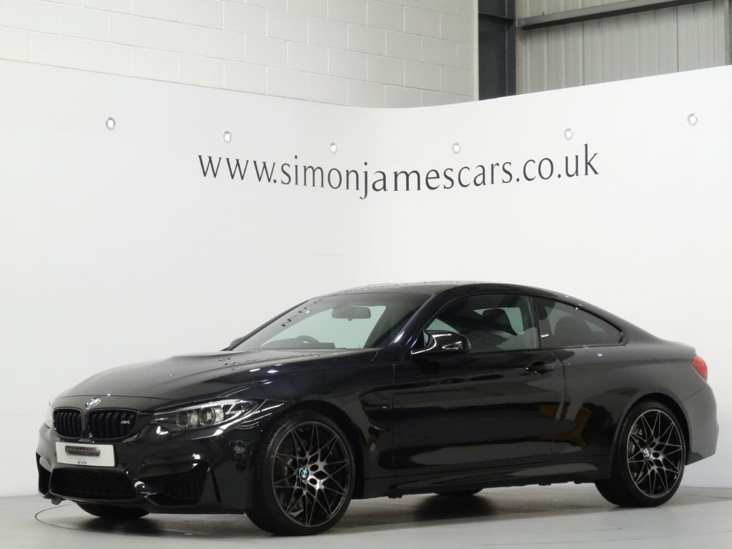 Used Black Sapphire Bmw M4 For Sale Derbyshire