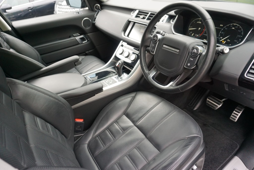 Used Mariana Black Land Rover Range Rover Sport for Sale