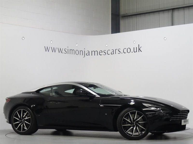 used Aston Martin DB11 V12 Launch Edition in derbyshire