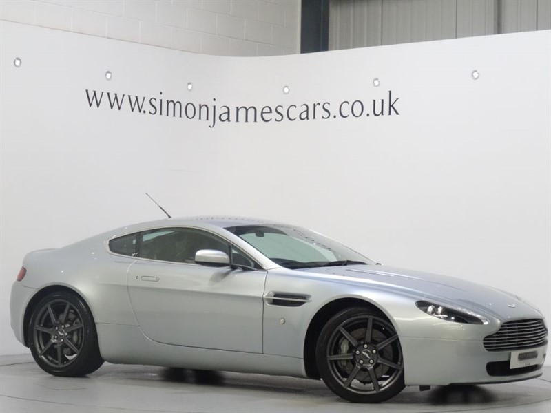 used Aston Martin Vantage V8 Prodrive Edition in derbyshire