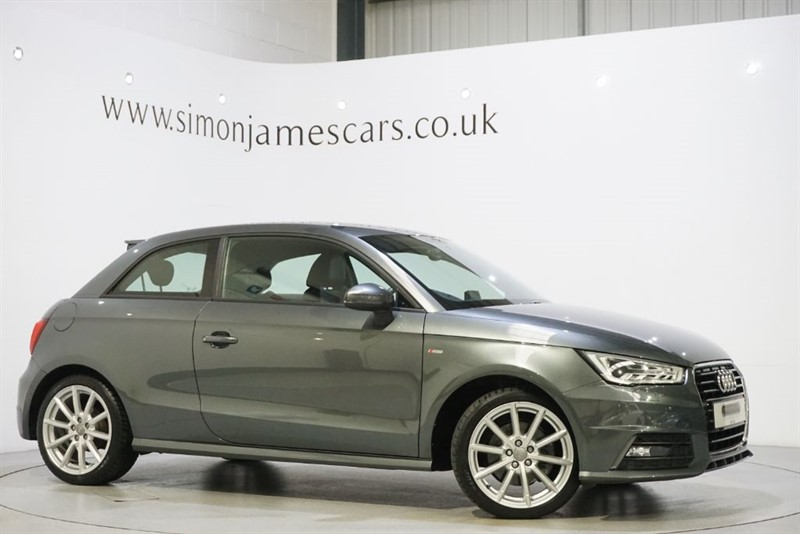 used Audi A1 TDI S LINE in derbyshire