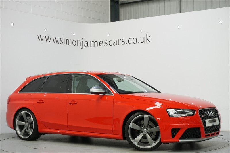 used Audi RS4 AVANT V8 QUATTRO in derbyshire