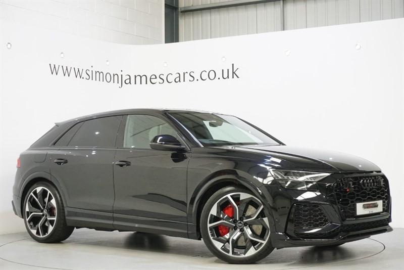 used Audi RSQ8 VORSPRUNG in derbyshire