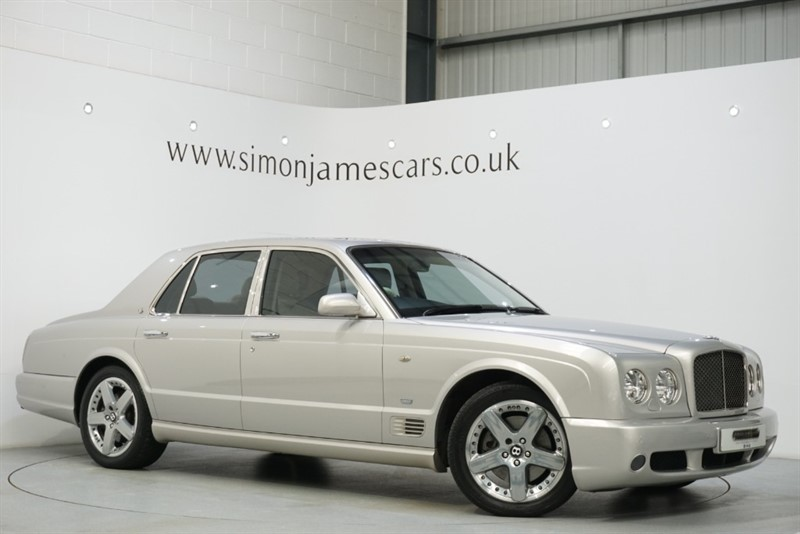 used Bentley Arnage T MULLINER LEVEL II in derbyshire