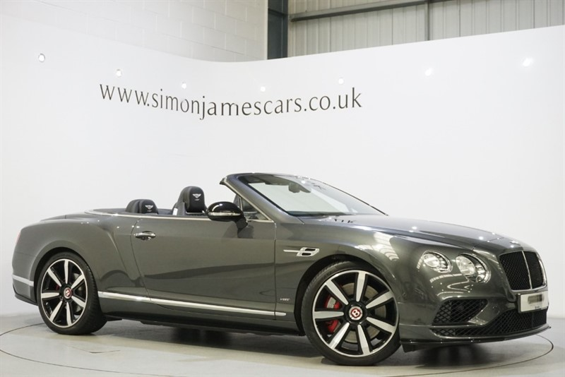 used Bentley Continental GT V8 S in derbyshire