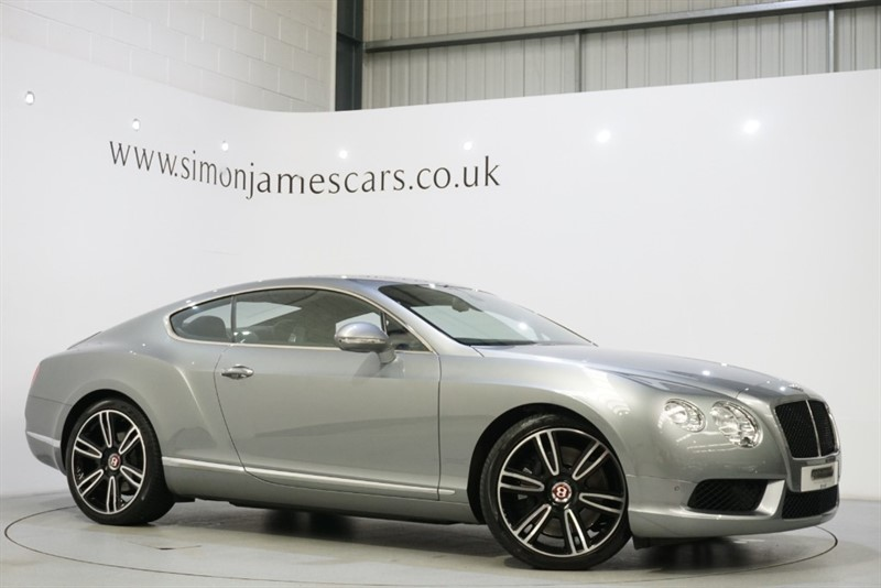 used Bentley Continental GT V8 in derbyshire