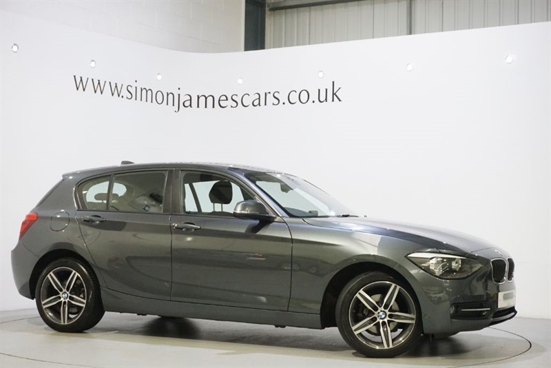 used BMW 116i SPORT in derbyshire