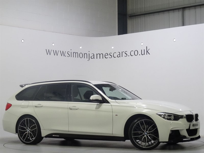used BMW 330d XDRIVE M SPORT in derbyshire