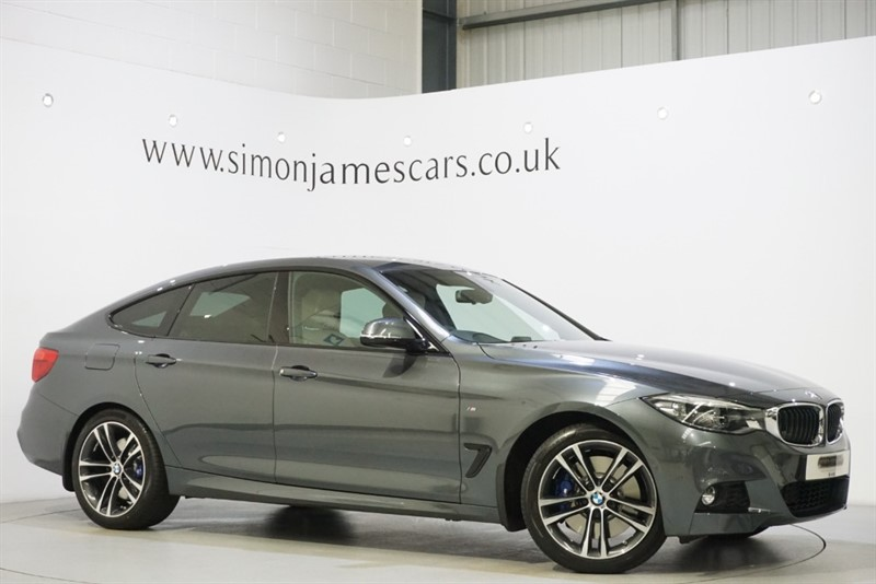 used BMW 330d xDrive M SPORT GT in derbyshire