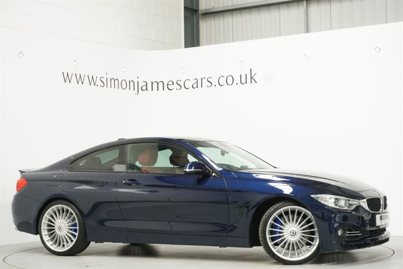 used BMW Alpina B4 BITURBO  in derbyshire