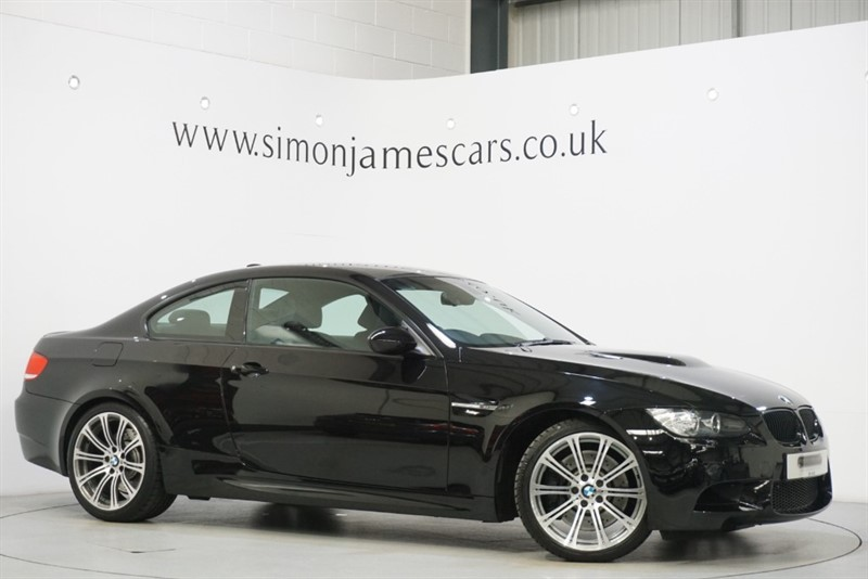 used BMW M3 V8 DCT in derbyshire