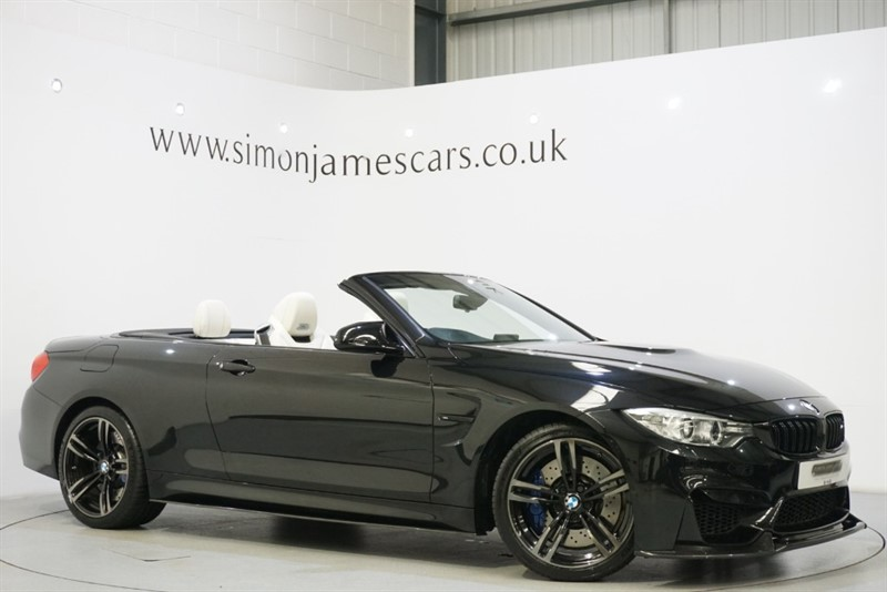 used BMW M4 DCT in derbyshire